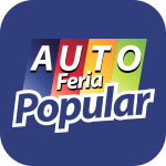 Logo App Autoferia Popular